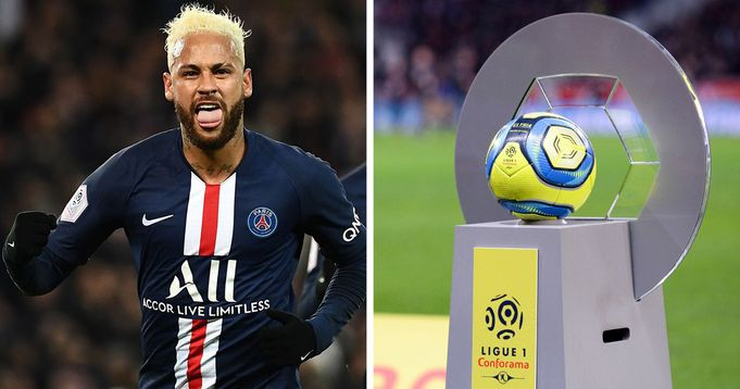 PSG named Ligue 1 champions, current standings used to determine final placings
