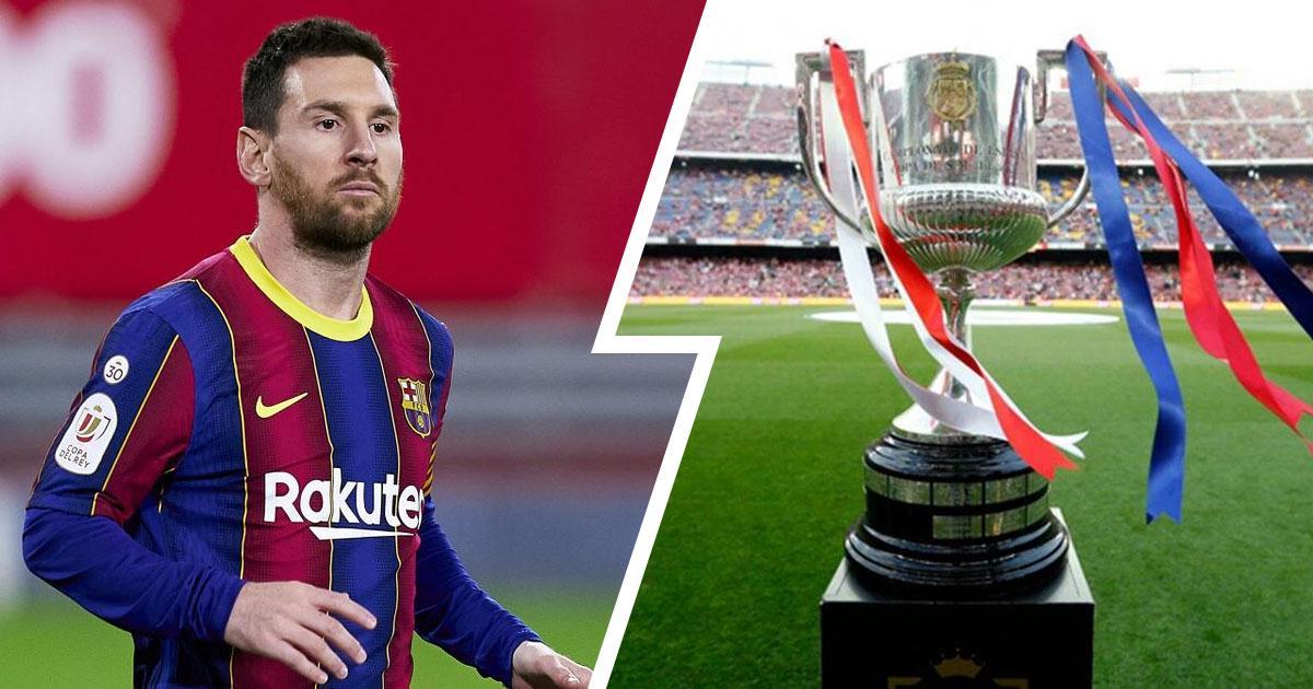 أمامنا نهائي كأس الملك ، رحلة فياريال و المزيد : مباريات برشلونة الخمس المقبلة
