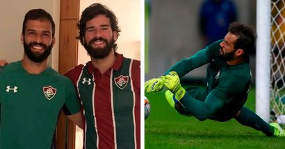 Alisson Becker's brother Muriel saves 2 penalties to help Fluminese win prestigious Rio Trophy