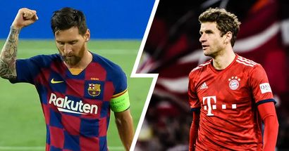 Barcelona droht uns mit Messi? Wir haben einen Thomas Müller mit einer besseren Statistik!