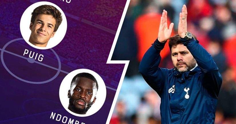 Tactics, possible line-up, potential signings & more: What Mauricio Pochettino at Barca could look like - logo