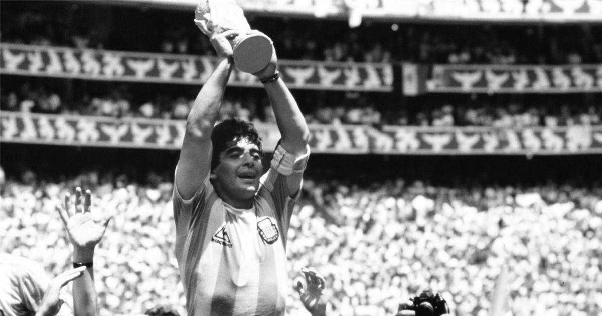 'He pushed football onto a different level': Jurgen Klopp on Diego Maradona's influence on football