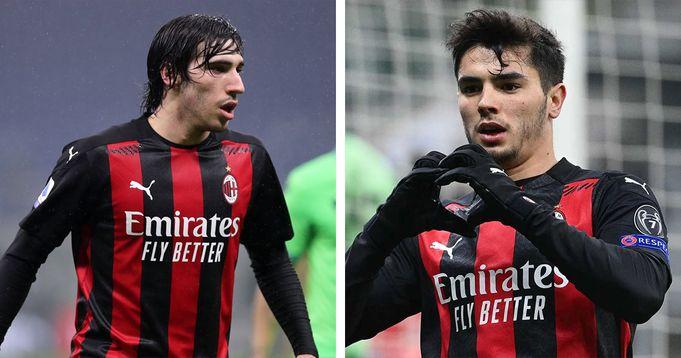 """""""Tonali e Brahim Diaz recuperati contro il Torino"""": Sportmediaset annuncia l'impiego di due pedine importanti"""