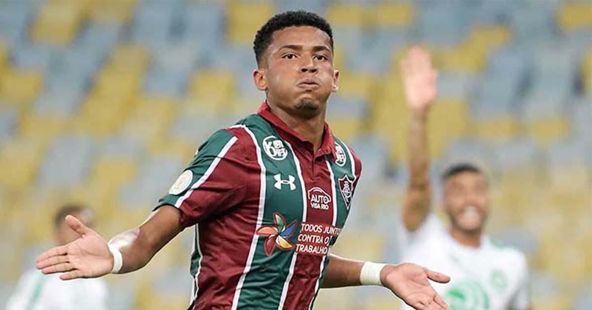 L'OM peut récupérer gratuitement son ancien cible Marcus Paulo, actuellement en froid avec son club de Fluminense