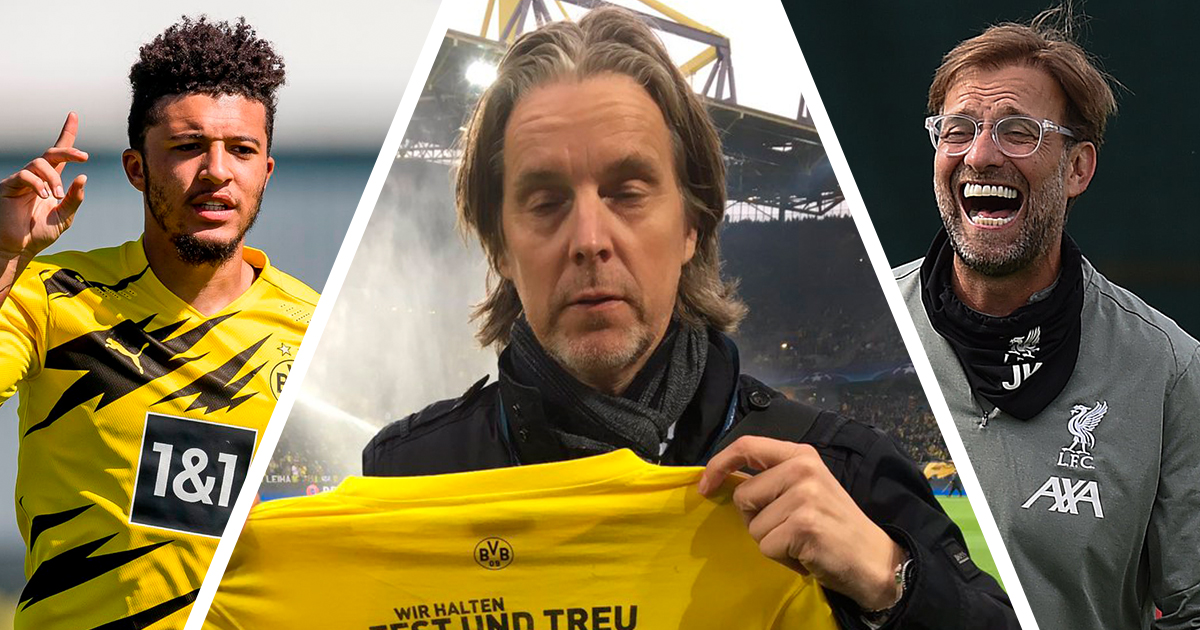 Ex-Bundesliga striker Fjortoft claims Klopp 'would love' to get ...