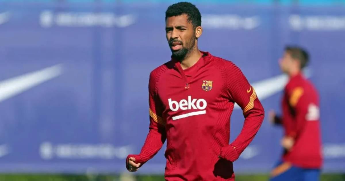 Koeman ve bien la cesión de Matheus Fernandes al Alavés (fiabilidad: 4 estrellas)
