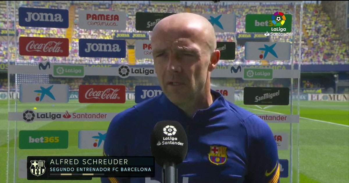 Assistant Schreuder set to lead Barca vs Valencia — key things to know about him