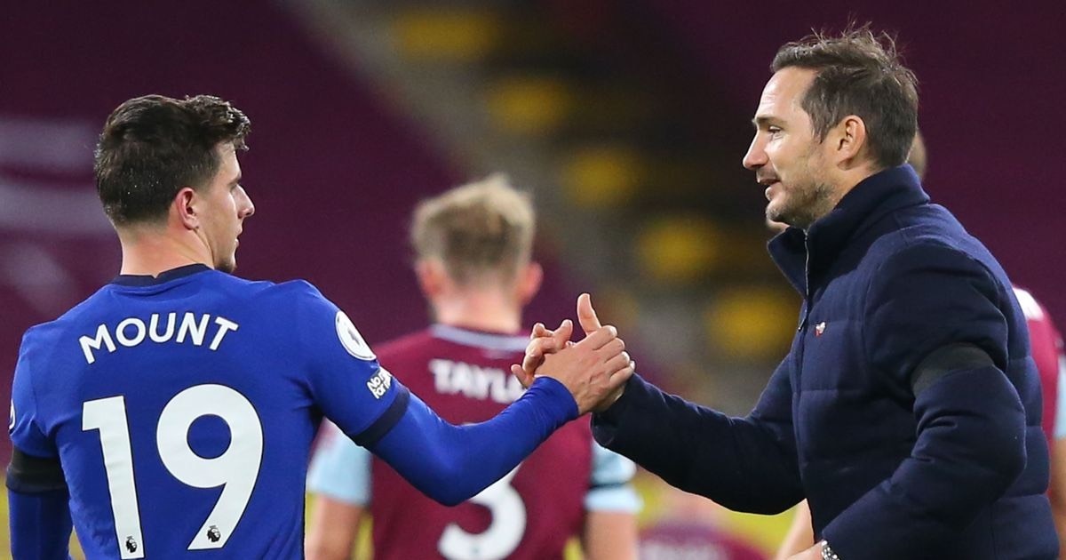 Chelsea boss Lampard: Mount is focused on quality over show-reel stepovers
