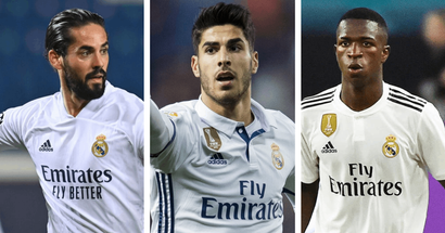 'The plan changed': Zinedine Zidane gives his verdict on Vinicius', Asensio's and Isco's performances in Atalanta win