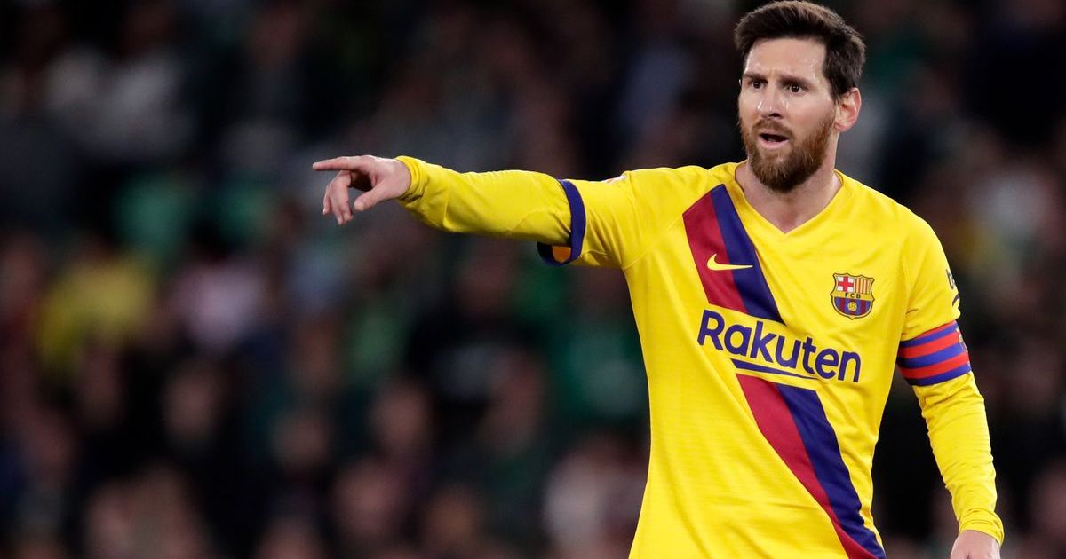 Reliable Source confirms Messi tells Barca he wants to leave right now