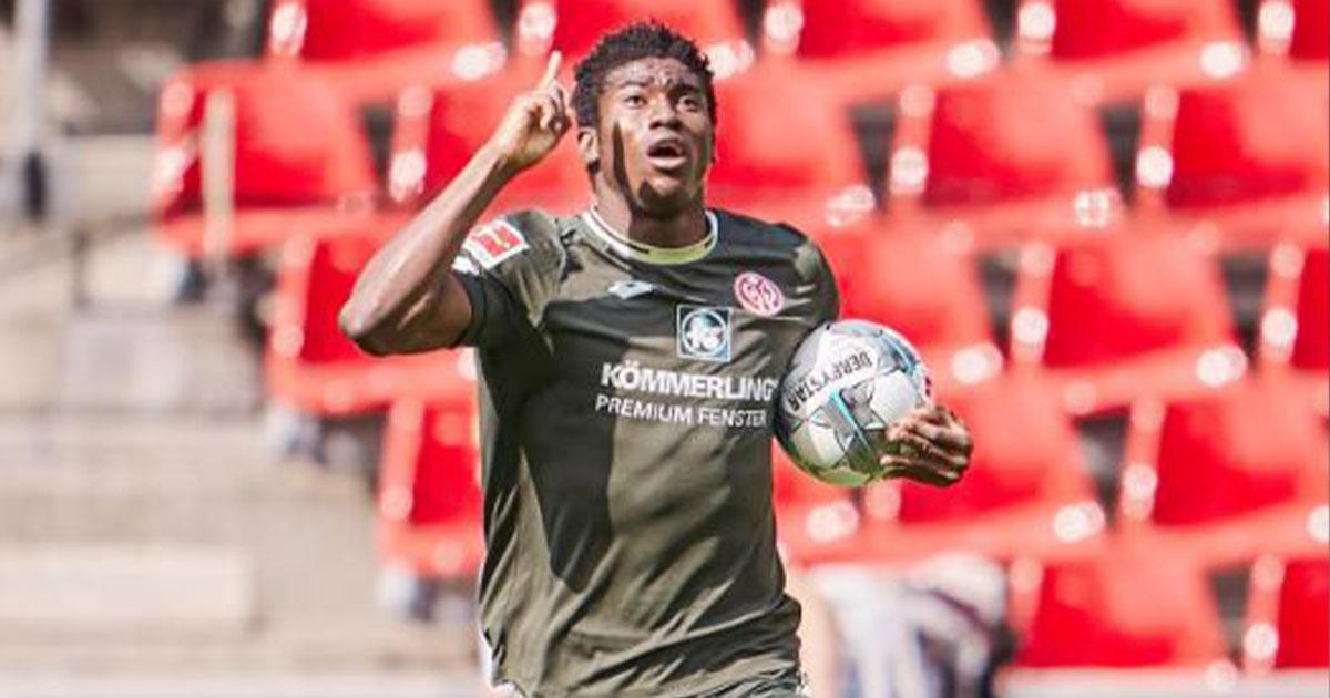 Reds loanee Taiwo Awoniyi scores for Klopp's former club and reaches impressive milestone