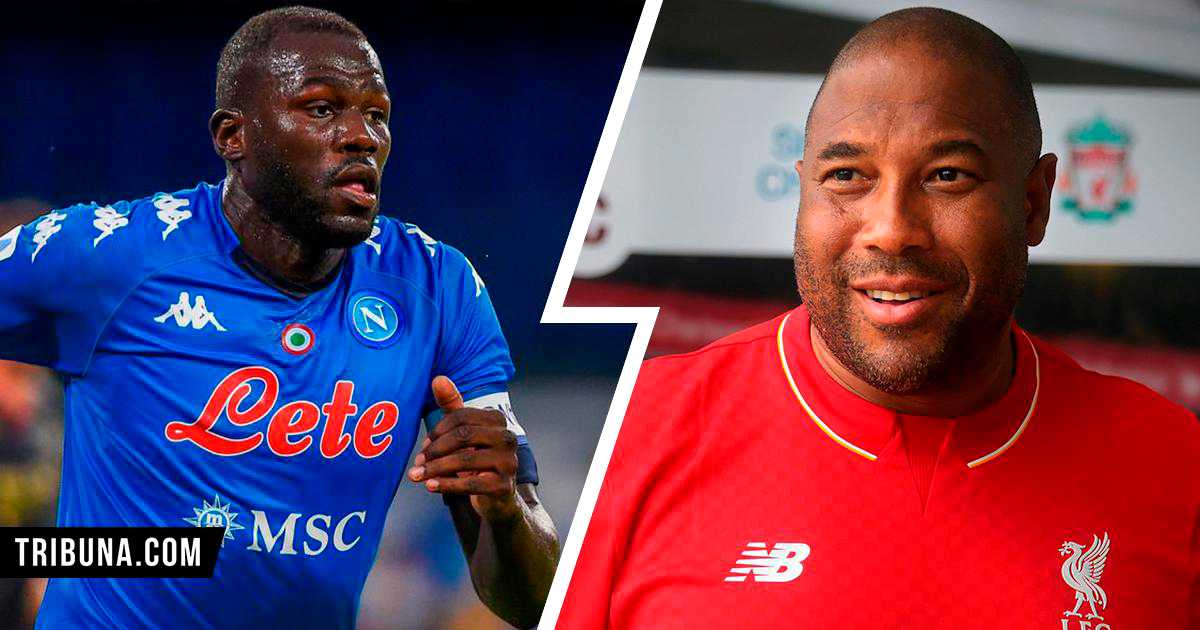 John Barnes claims Koulibaly won't make Liverpool perfect, stresses there's nothing to worry about despite Villa disappointment