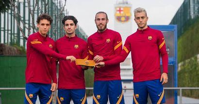 L'attaquant prometteur Collado devient le nouveau premier capitaine du Barça B et envoie un message puissant à Koeman
