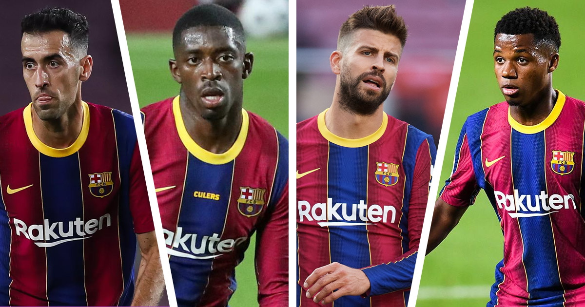 7 players out, 1 might return soon: update on Barca's injury crisis