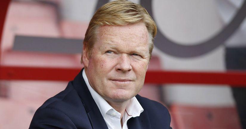'Not even as kit man': former Koeman disciple Joaquin wouldn't want Dutchman at Betis - logo