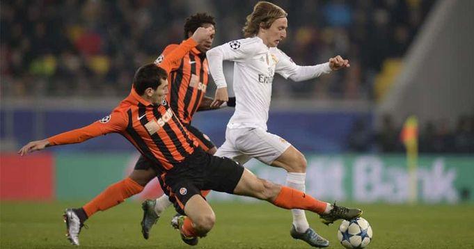 Quel est le bilan du Real Madrid face aux clubs ukrainiens? L'histoire montre que ce n'est pas parfait - logo