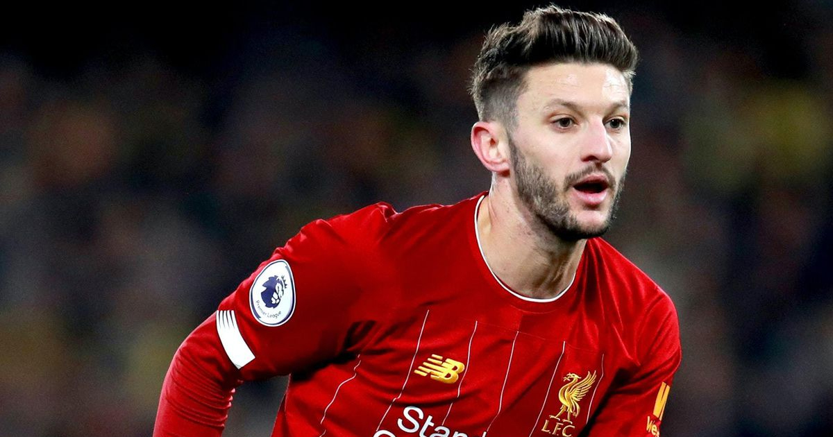 'There is an initial feeling of rejection': Adam Lallana opens up on emotions he felt when Liverpool decided not to keep him