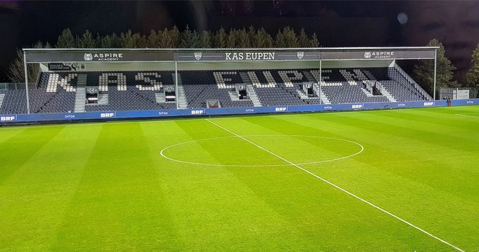 Messi reportedly wants to scurry off the sinking ship – and Belgian club Eupen invent creative way of luring him - logo