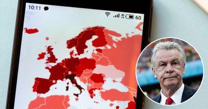 """""""Das zieht einen noch mehr runter"""": Ottmar Hitzfeld versucht, sich den Corona-Informationen zu entziehen"""