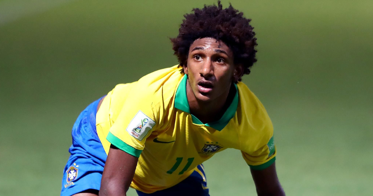 Liverpool reportedly make approach for Brazilian sensation Talles ...