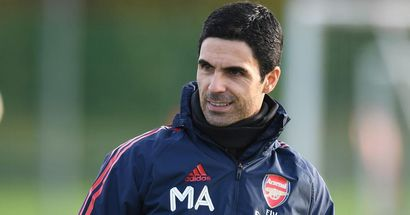 Arteta: 'We want to move to 4-3-3... We have to find the key in attack, that last pass'
