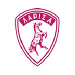 لاريسا - logo