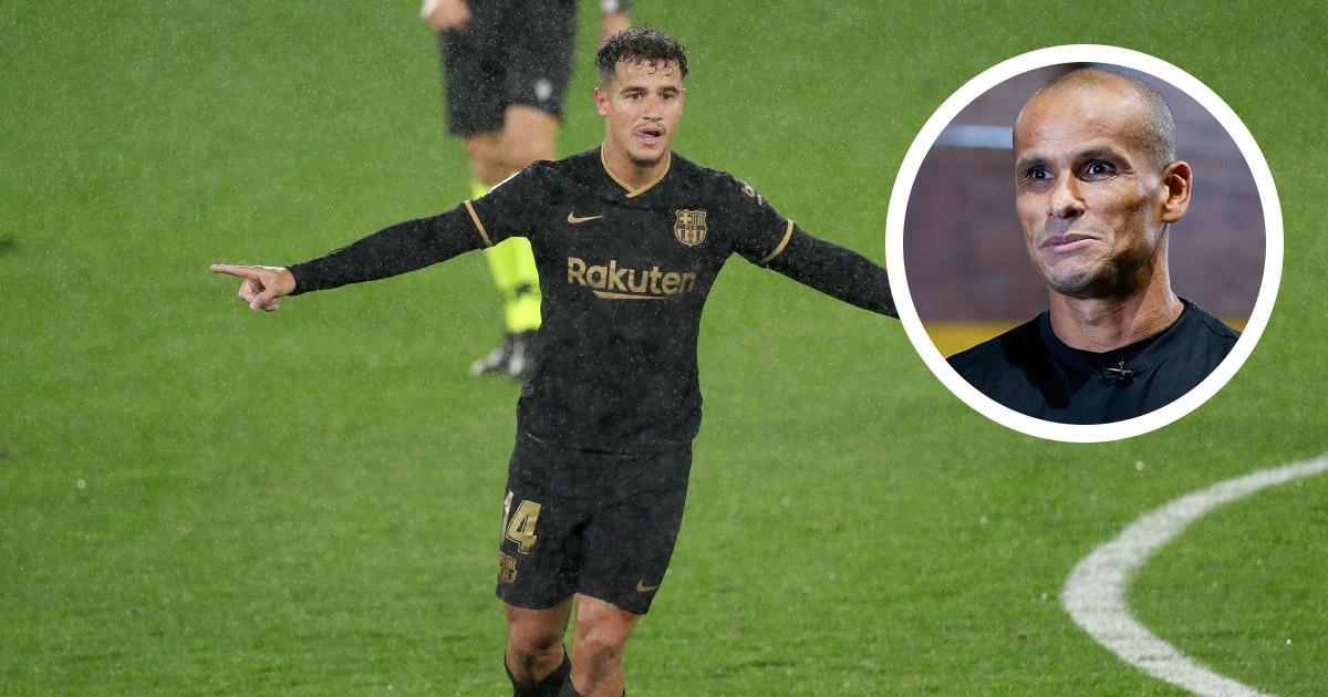 Rivaldo conseille à Coutinho de consolider sa place de titulaire au Barca après son prêt pour renforcer sa confiance