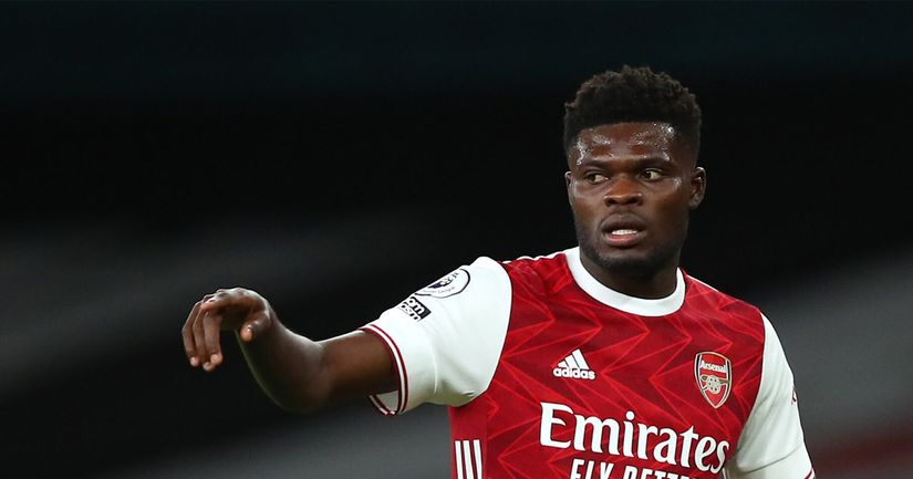 'Marked himself out of the game', 'He will learn': Arsenal global fan community analyses Partey's first EPL start - logo