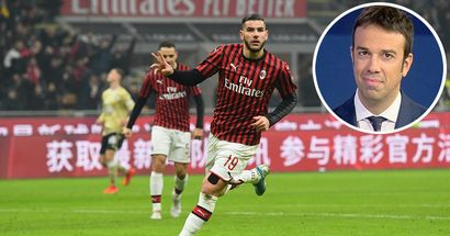 """Callegari su Theo: """"Sorpreso dalla sua continuità. Lui e Donnarumma i migliori del Milan"""""""