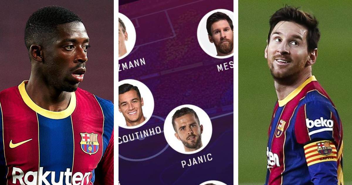 Two possible ways Barcelona boss Koeman can replace Ansu Fati in the starting eleven explained by Fans