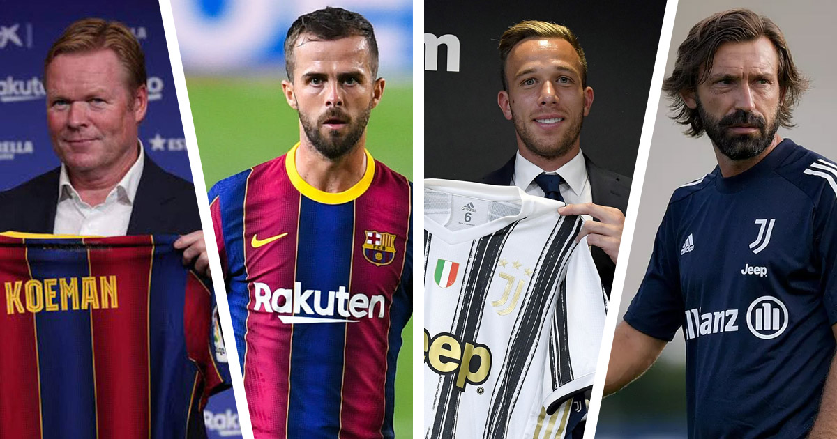 3 super battles other than Messi vs Ronaldo as Barca set to play Juventus