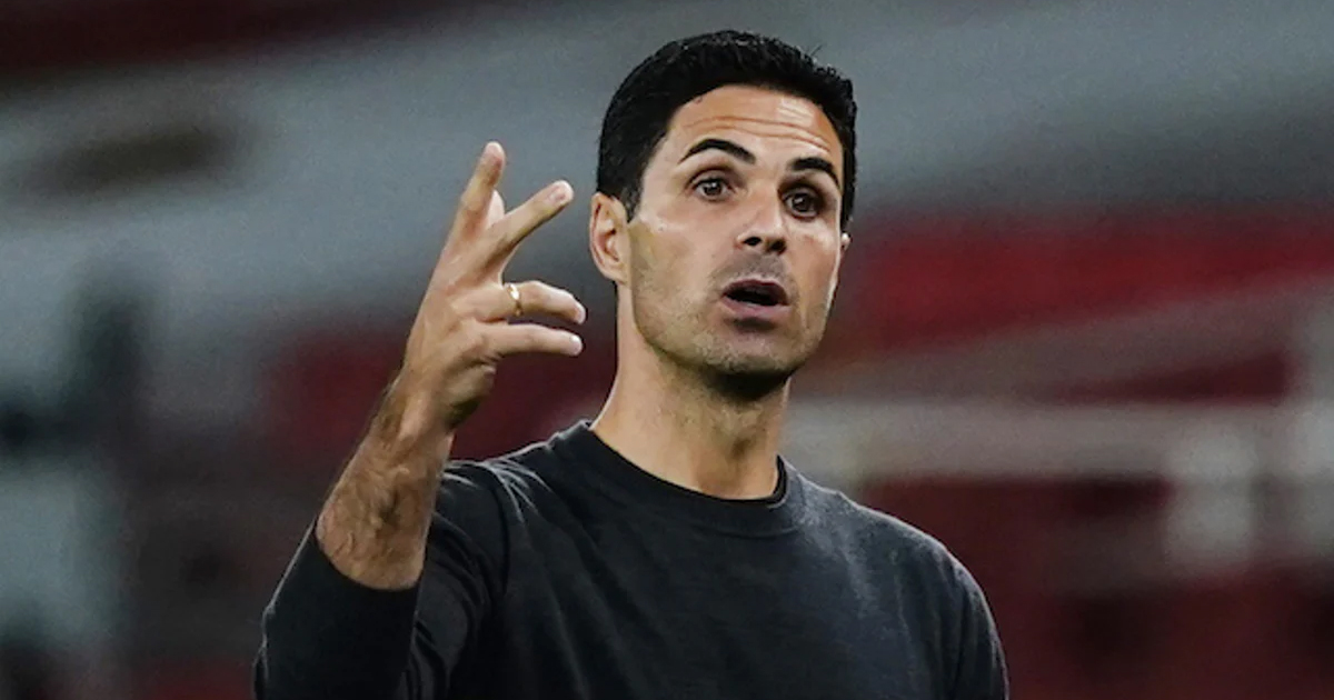 Mikel Arteta dubbed as 'brightest manager' of young generation of coaches