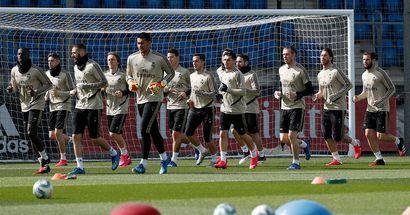 Isco & Asensio trainieren individuell und 3 weitere Dinge, die beim Training am Dienstag auffielen