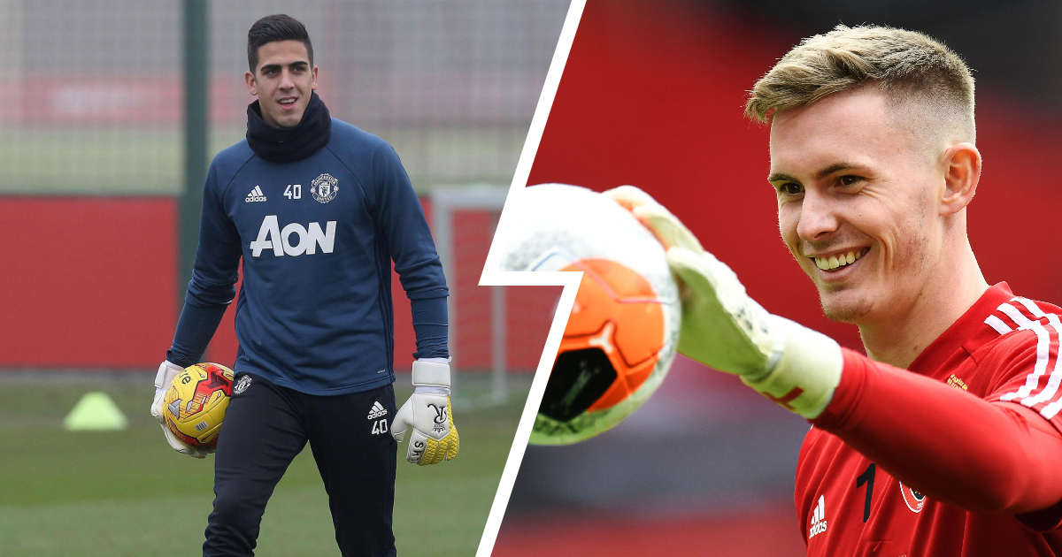 Joel Pereira 'discussing' loan move to Huddersfield Town following Henderson's return