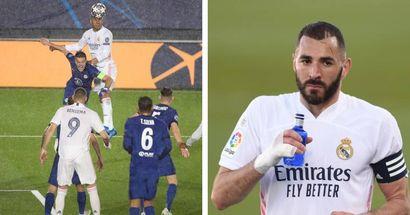 Le but de Benzema aurait dû être annulé, un journal pro-madridista publie une explication