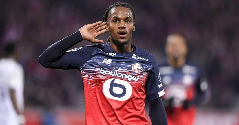 Verrückt: Lille lehnt 70-Mio.-Angebot für Ex-Bayern-Flop Renato Sanches ab - logo