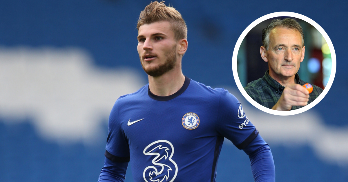 Former Chelsea winger Pat Nevin backs Timo Werner to take premier leagues clubs by storm