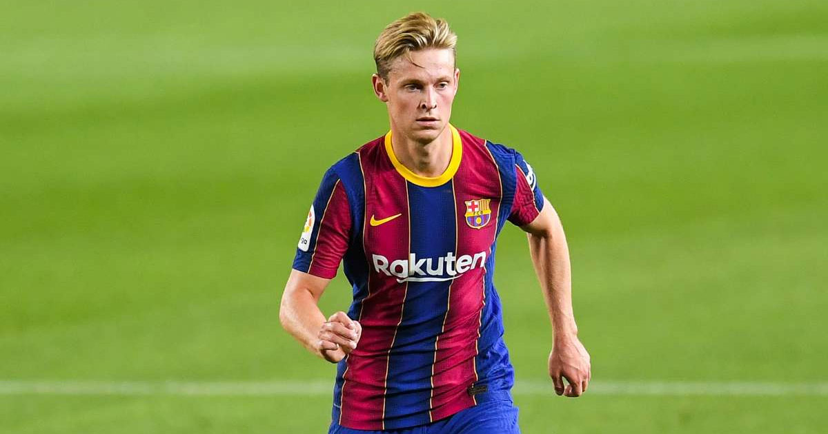 ayern Munich  interested in De Jong and Barcelona ready to listen to offer