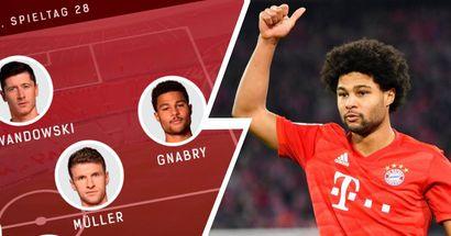 Gnabry rein, Perisic raus - oder keine Änderungen? Wählt Bayern-Startelf für den Klassiker aus!