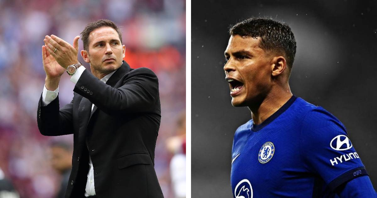 'Quality': Lampard applauds Silva's performance, details how he plans to manage defender's workload