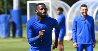"""Barcelone rejoint la course pour Antonio Rudiger alors que l'Allemand """"s'apprête à quitter"""" Chelsea (fiabilité: 4 étoiles)"""