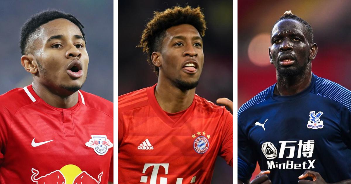 Kinglsey Coman et 3 autres joueurs formés au PSG qui seraient devenus des joueurs importants de l'équipe aujourd'hui