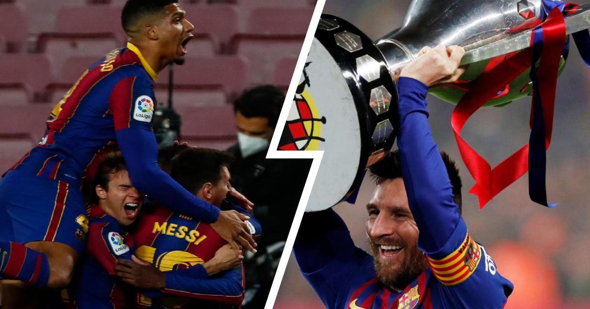 Un regard sur les 9 matchs que le Barça doit gagner pour remporter la Liga