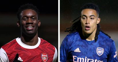 Azeez, Balogun & 5 other young guns who could break into Arsenal first team soon