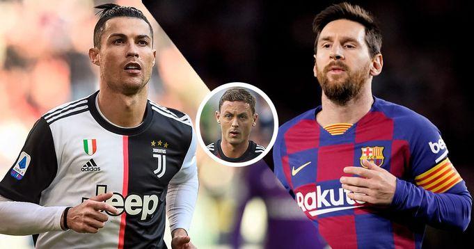 Matic gives diplomatic answer to Messi vs Ronaldo debate - logo