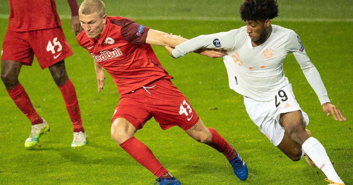 UCL-Gegnerübersicht: 6 Salzburg-Spieler wurden positiv auf COVID-19 getestet