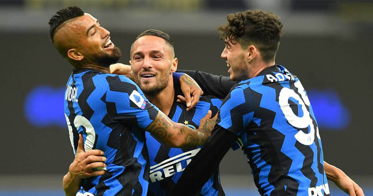 Gladiator: Vidal contributes to Inter's emotional remontada in his first game for Nerazzurri