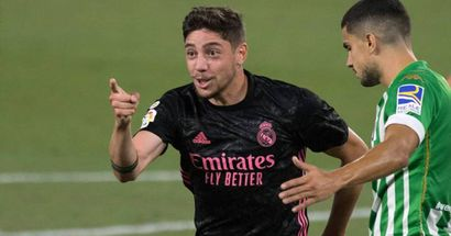 Valverde exprimirá sus minutos para volver a ser indiscutible