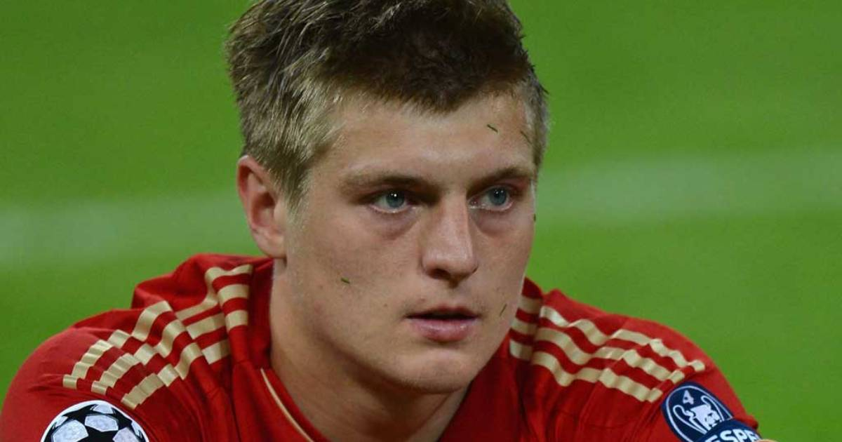 Toni Kroos erinnert sich an eine Sache, die ihn beim FC Bayern nervte