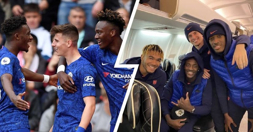 'Around £300m easily': fans discuss how much Chelsea's young stars are worth - logo